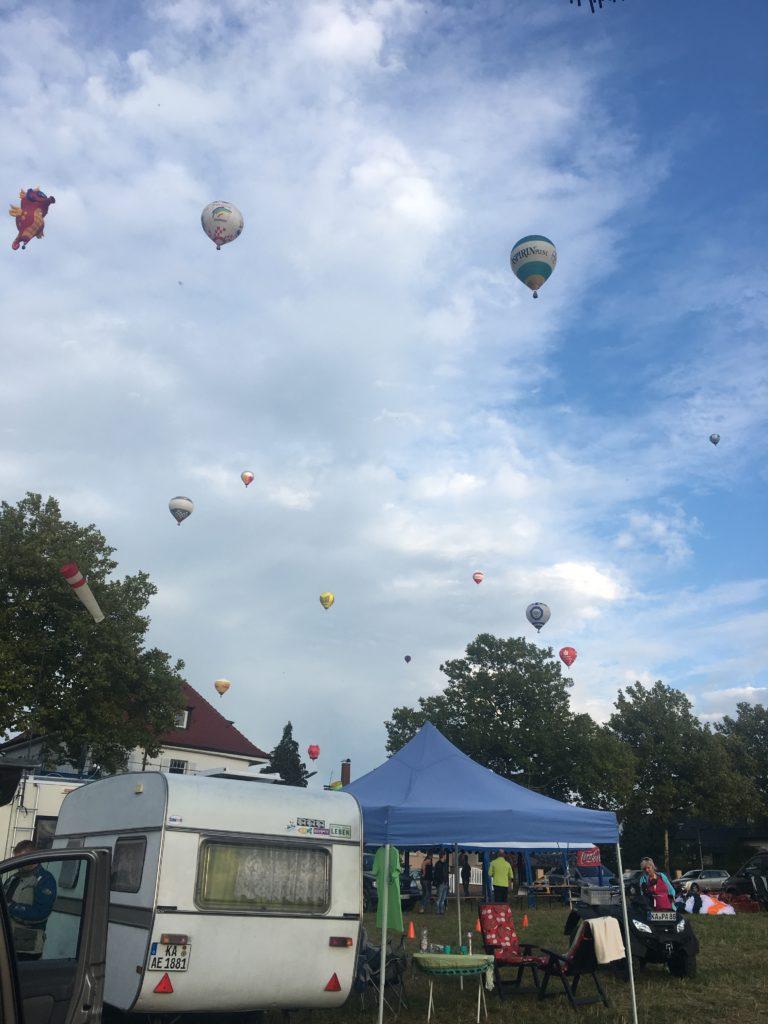 Ballonfestival Pforzheim